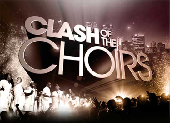 Clash of the Choirs Logo