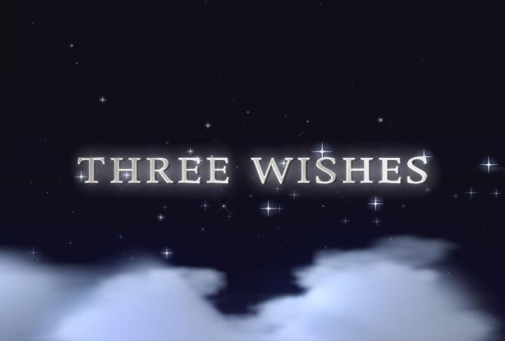 3 Wishes logo